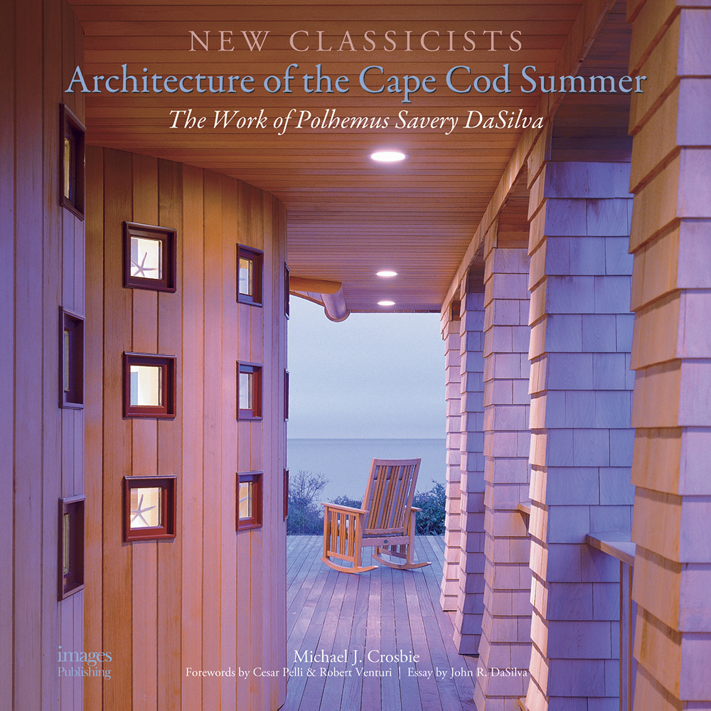 Cover Architecture Of The Cape Cod Summer