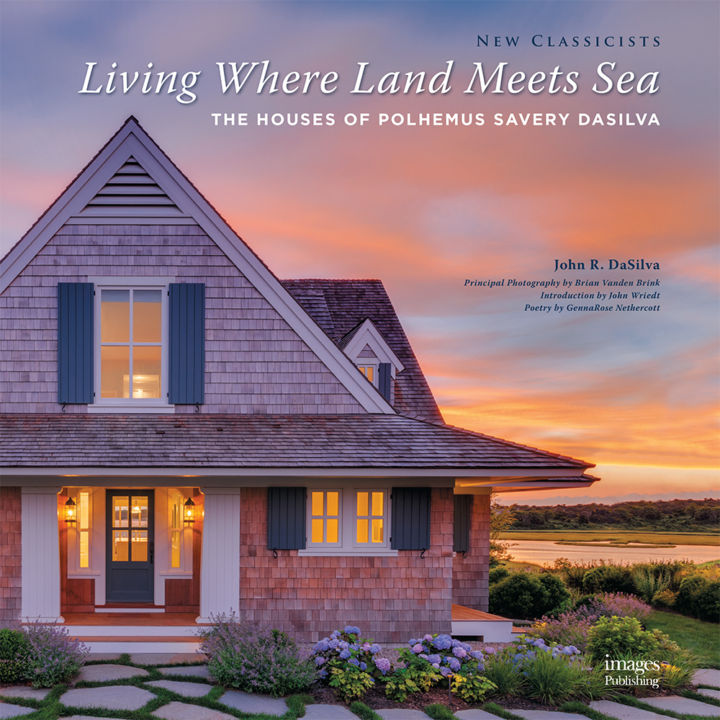 Cover Living Where Land Meets Sea
