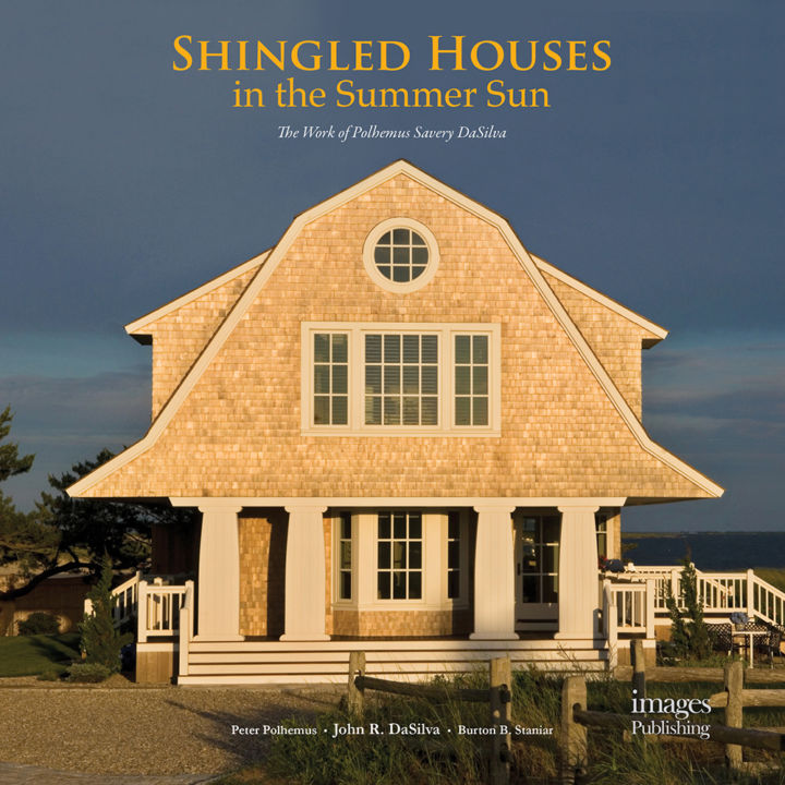 PSD's second book, Shingled Houses In The Summer Sun