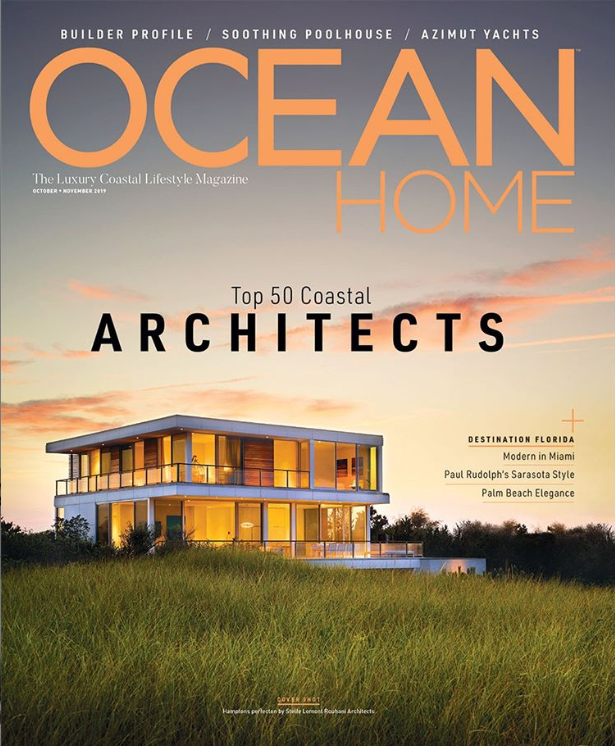 Ocean Home Top50 2019 Cover