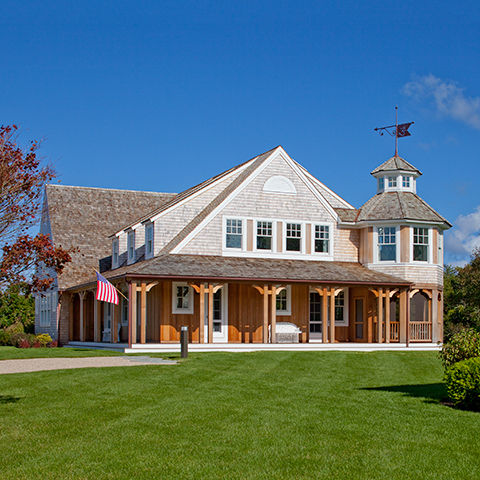 Cape Cod Farm House Psd 0 Square