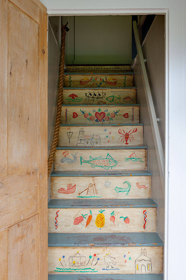 Cranberry Cottage Psd 7 R Stairs